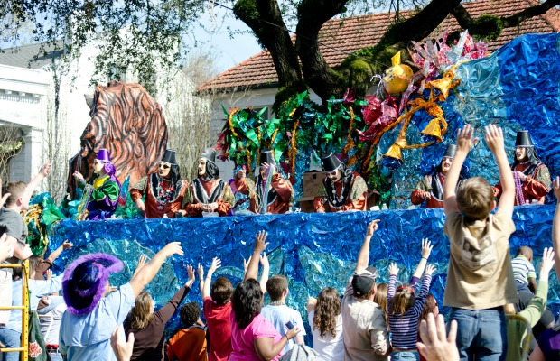 How To Celebrate Mardi Gras in New Orleans Like a Local
