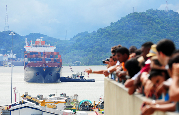 Cruise News: The Panama Canal Expansion Is Complete. Here's How to See It.