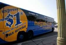 Free: 10,000 Megabus Tickets to 11 Southern Cities