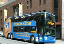 200,000 Free Seats on Megabus Available in U.S. & Toronto this Winter