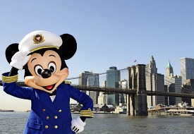 New Ports and Itineraries for Disney Cruise Line in 2012 and 2013