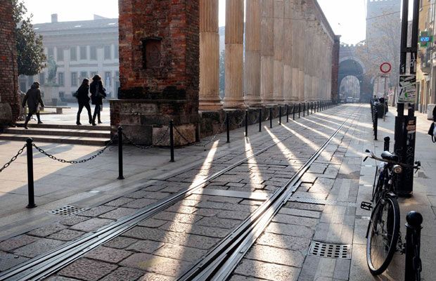 Finding History and Art in Flashy, Big-City Milan