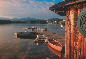 Save 40 Percent on a Romantic Lake Placid Package