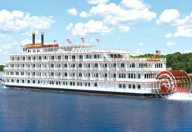 New <i>Queen of the Mississippi</i> to Offer Singles Cabins, Other Amenities