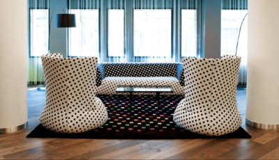 A Stylish Stay at the Missoni Hotel in Kuwait City