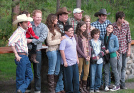 <i>Modern Family</i> Vacation Sweeps Winner Will Saddle Up At Jackson Hole's Lost Creek Ranch