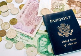 Americans Tend to Pinch Pennies at Home, Splurge Abroad, on Travel