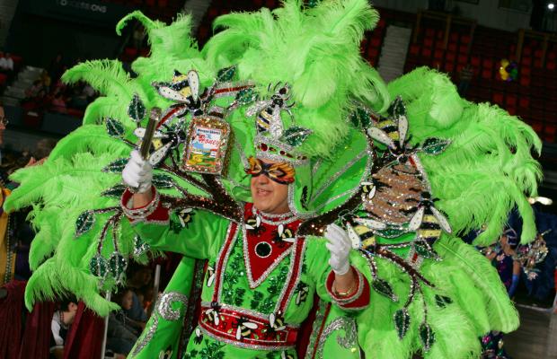 Lake Charles: Louisiana's Other Mardi Gras Spot