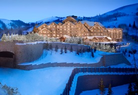 Top Spots to Hit the Slopes and the Spa This Ski Season
