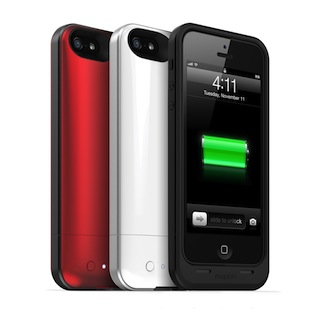 Mophie Juice Pack Air Doubles Your iPhone 5 Battery