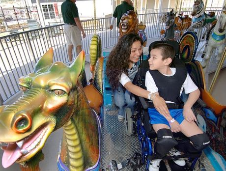 Special Needs Family Park Opens in San Antonio