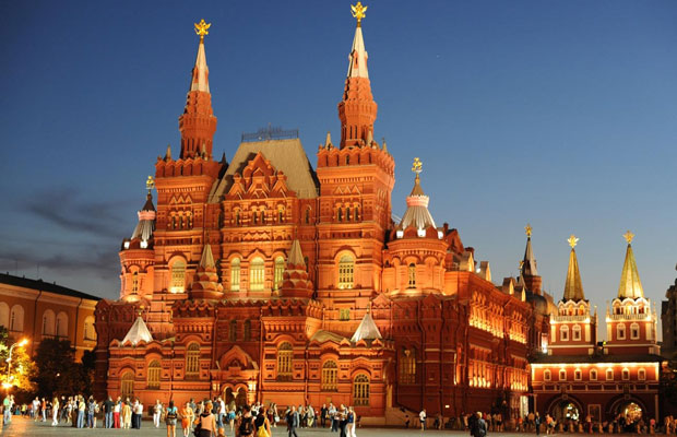 To and From Russia, With Love: Fly from $325 Round-Trip