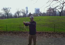 Sharpen Your Survival Skills in the Heart of Central Park