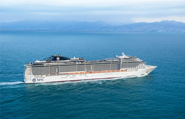 MSC Cruises: By the Numbers