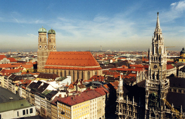 Romance in Munich? The Bachelorette Found It and So Can You