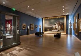Visitors Flock to New Americas Wing at Boston Museum of Fine Arts