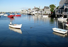 $46: One-Way Flights from Boston to Nantucket, Save 60%