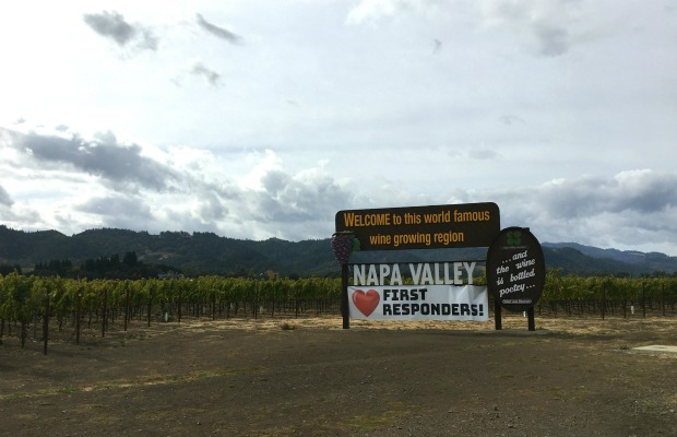 Napa After the Fires: What's Damaged, What's Not