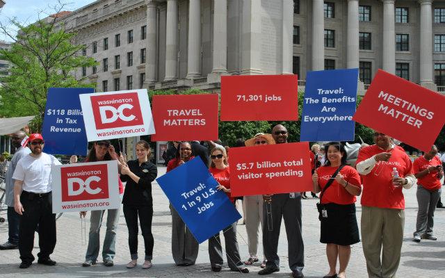 National Travel & Tourism Week Activities Across the U.S.