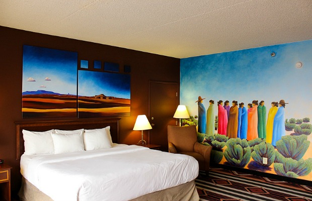 From Budget to Splurge: Art Hotels