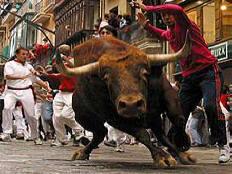 Crystal Cruises Offers Running of the Bulls Program