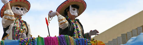 New Orleans Mardi Gras Escape from $464
