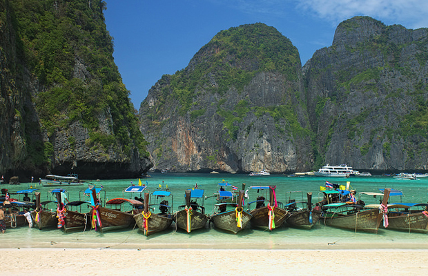 The Sweet Spot: Southern Thailand & the Thai Islands
