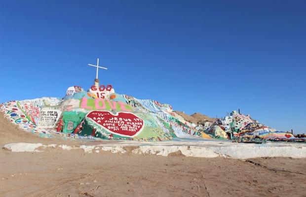 Quirky California: A Photo Tour of Salvation Mountain