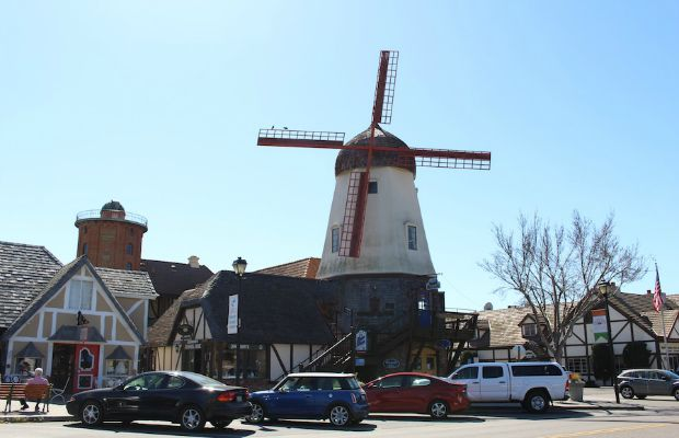 Inspired Travel: A Slice of Denmark in Solvang, California
