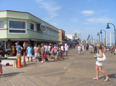 Head Down by the Sea at the new Myrtle Beach Boardwalk