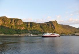 Live Broadcast of Norwegian Hurtigruten Cruise Voyage Sets Ratings Record