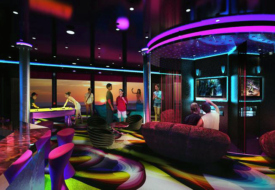 Norwegian Cruise Line <i>Breakaway</i> to Have Fleet's Biggest Kid Spaces