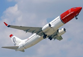 Norwegian Launches 34 New Routes to/from Nordic Region