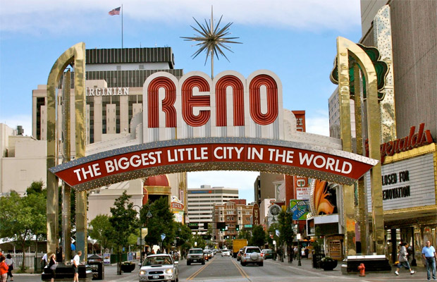 Mixing Business and Pleasure: Quick Escapes in Reno
