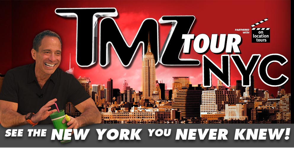 The New TMZ Tour NYC