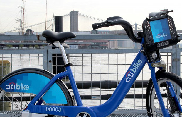 New York City Bike Share Rolls into Town This May
