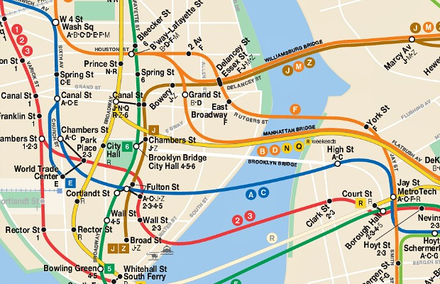 Mta Los Angeles Map.5 Handy Nyc Subway Mta Apps For Iphone Android