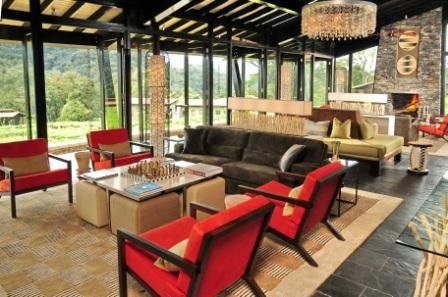 New Safari Lodges Offer Adventure, Plus Amenities
