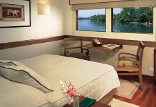 Sail the Backwaters of India on a Luxury Vessel