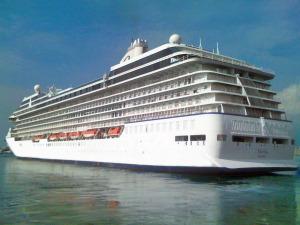 Oceania Marina Completes Sea Trials