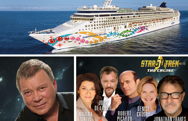 Cruise Tracker: The Official Star Trek Cruise & More
