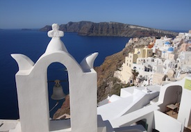 Where to Stay on Santorini: Oia's Affordable Romantic Gem
