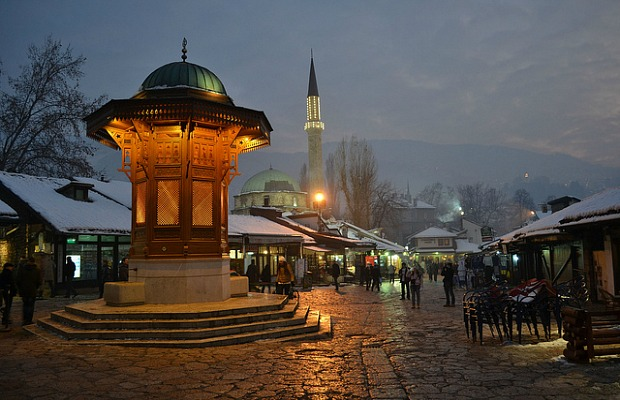 Up-and-Coming Europe: Sarajevo