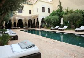 La Villa des Orangers Combines Riad Intimacy with Full-Service Amenities