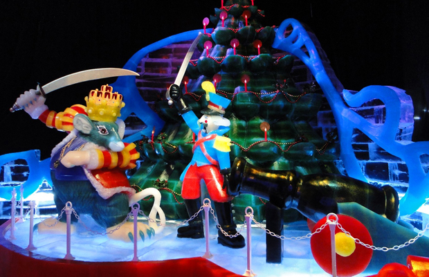 Believe It or Not: Snow & Ice Holiday Fun in Orlando