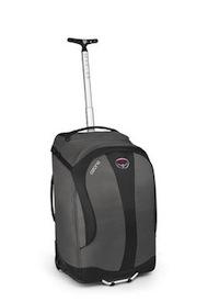 The Osprey Ozone: Finally Rolling Luggage We'll Use