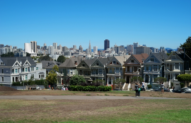 A One-Day Walking Tour of San Francisco