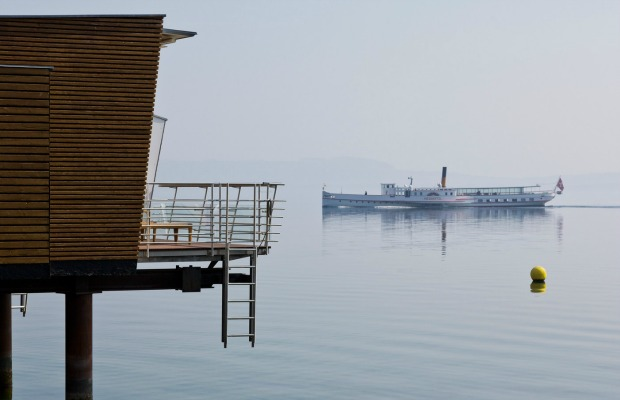 Checking In: Europe's Only Hotel on Stilts