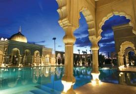 """Staying at the """"Six-Star"""" Palais Namaskar in Morocco"""