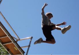 Pali Adventures Summer Camp Turns Kids into Stuntmen
